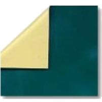 Cobertores de invierno verde-beige de 610 g