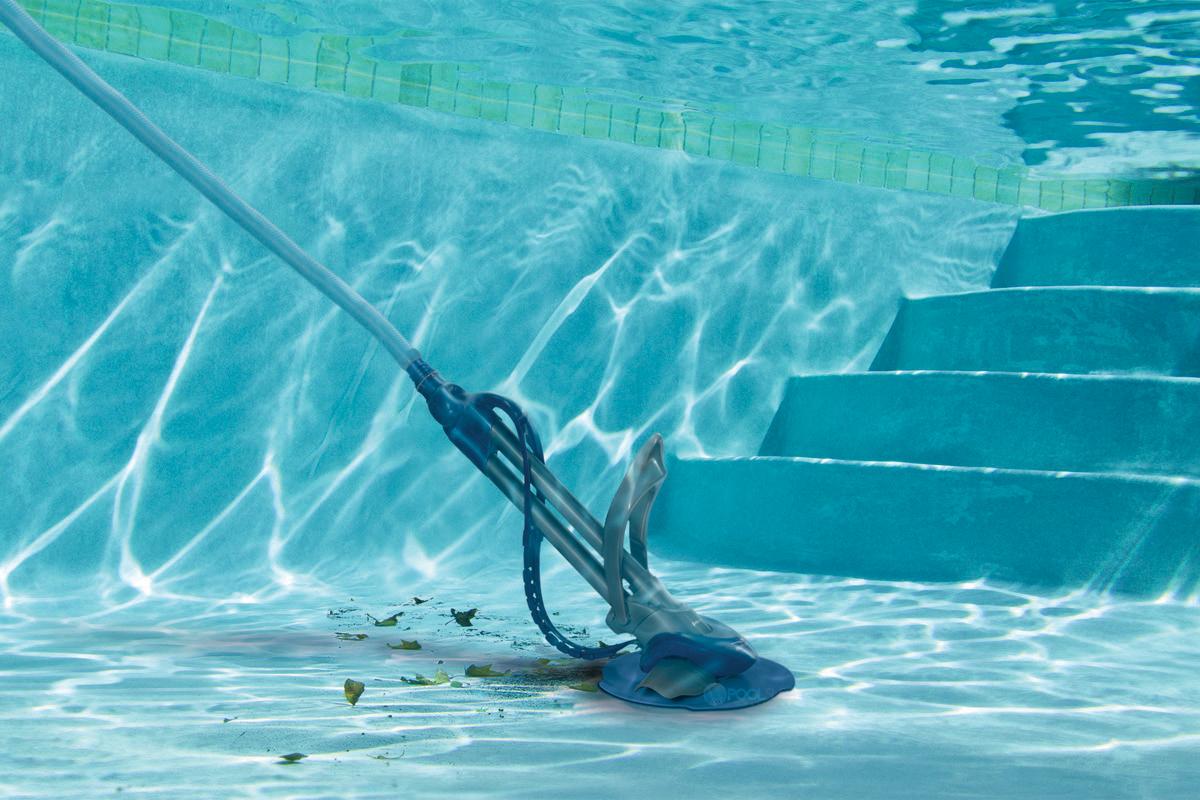 Limpiadores de piscinas manuales o autom ticos for Limpiadores de piscinas