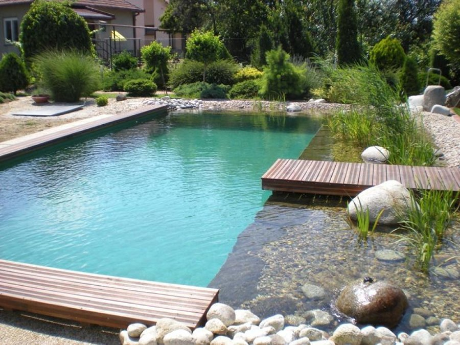 Tendencias ecol gicas para piscinas en 2018 piscinas lara - Bajar ph piscina casero ...