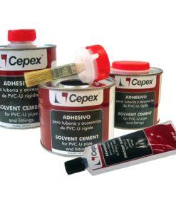 Adhesivos y disolventes