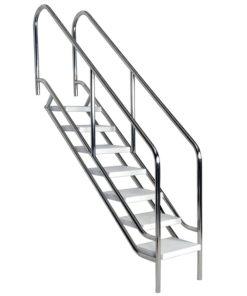 Escaleras publicas