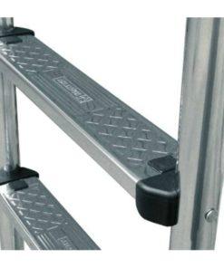 Escaleras Aisi 304 standard y muro