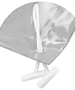 Cobertores de invierno blanco de 610 g
