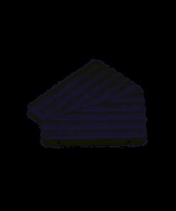 Placas para esquinas de canal rebosadero 45º